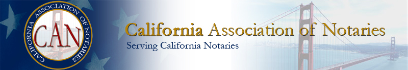 Notary Publics and Loan Signing Agents in California